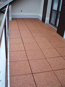 Izolace a hydroizolace balkonů a teras