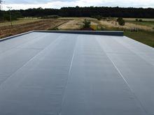 Izolace střechy dřevostavby rodinného domu