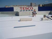 izolace ploché střechy